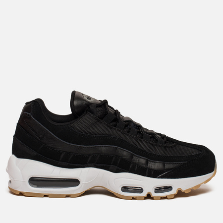 Мужские кроссовки Nike Air Max 95 Premium Premium Black/Black/Dark Grey/White
