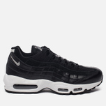 Мужские кроссовки Nike Air Max 95 Premium Rebel Skulls Black/Chrome/Black/Off White фото- 0