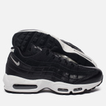 Мужские кроссовки Nike Air Max 95 Premium Rebel Skulls Black/Chrome/Black/Off White фото- 1