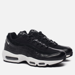 Мужские кроссовки Nike Air Max 95 Premium Rebel Skulls Black/Chrome/Black/Off White фото- 2