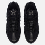 Мужские кроссовки Nike Air Max 95 Premium Rebel Skulls Black/Chrome/Black/Off White фото- 4