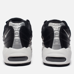 Мужские кроссовки Nike Air Max 95 Premium Rebel Skulls Black/Chrome/Black/Off White фото- 5