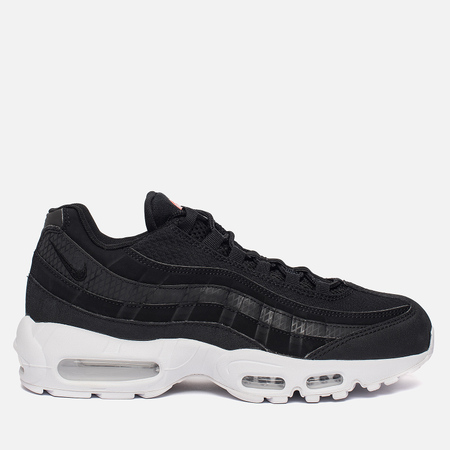 Мужские кроссовки Nike Air Max 95 Premium SE Black/Black/White/Team Orange