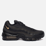 Мужские кроссовки Nike Air Max 95 Premium SE Black/Metallic Gold фото- 0
