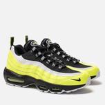 Мужские кроссовки Nike Air Max 95 Premium Volt/Black/Volt Glow/Barely Volt фото- 2
