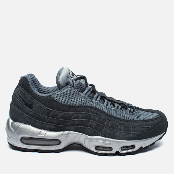 Мужские кроссовки Nike Air Max 95 Premium Wolf Grey/Cool Grey/Black/Anthracite