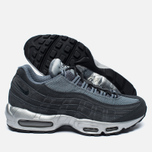 Мужские кроссовки Nike Air Max 95 Premium Wolf Grey/Cool Grey/Black/Anthracite фото- 2