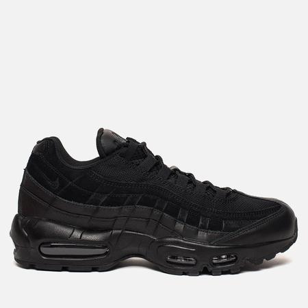 Мужские кроссовки Nike Air Max 95 Premium Black/Black/Black