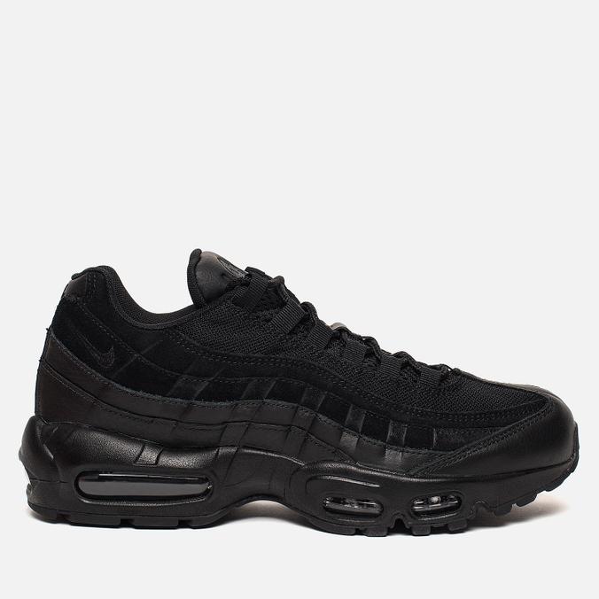 c479f4b1 Мужские кроссовки Nike Air Max 95 Premium Black/Black/Black 538416-012