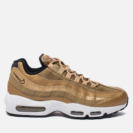 Мужские кроссовки Nike Men's Air Max 95 QS Metallic Gold