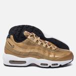 Мужские кроссовки Nike Air Max 95 QS Metallic Gold фото- 1