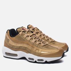Мужские кроссовки Nike Air Max 95 QS Metallic Gold