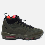 Мужские зимние кроссовки Nike Air Max 95 Sneakerboot Dark Loden/Cargo Khaki/Bright фото- 0