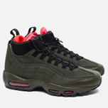 Мужские зимние кроссовки Nike Air Max 95 Sneakerboot Dark Loden/Cargo Khaki/Bright фото- 1