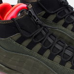 Мужские зимние кроссовки Nike Air Max 95 Sneakerboot Dark Loden/Cargo Khaki/Bright фото- 5