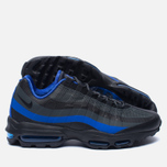 Мужские кроссовки Nike Air Max 95 Ultra Essential Black/Paramount Blue/Anthracite фото- 2