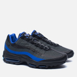 Мужские кроссовки Nike Air Max 95 Ultra Essential Black/Paramount Blue/Anthracite фото- 1
