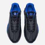 Мужские кроссовки Nike Air Max 95 Ultra Essential Black/Paramount Blue/Anthracite фото- 4
