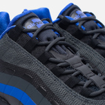 Мужские кроссовки Nike Air Max 95 Ultra Essential Black/Paramount Blue/Anthracite фото- 5