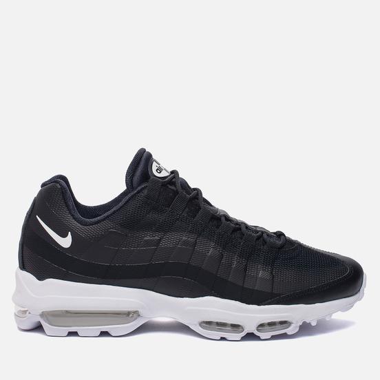 Мужские кроссовки Nike Air Max 95 Ultra Essential Black/White/White