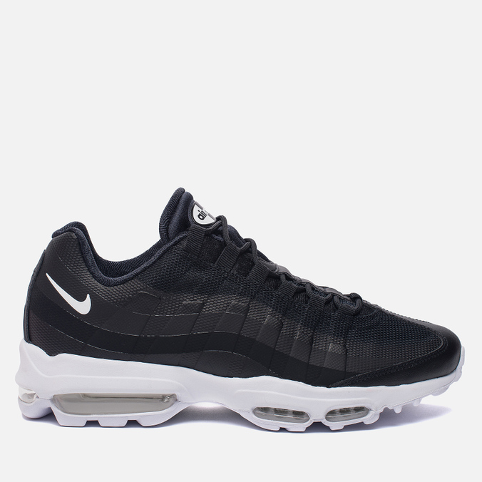 Мужские кроссовки Nike Air Max 95 Ultra Essential Black/White/White