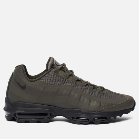 Мужские кроссовки Nike Air Max 95 Ultra Essential Cargo Khaki/Black/Black