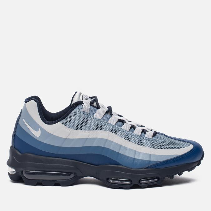 Мужские кроссовки Nike Air Max 95 Ultra Essential Coastal Blue/Pure Platinum