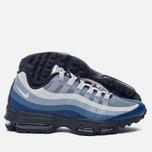 Мужские кроссовки Nike Air Max 95 Ultra Essential Coastal Blue/Pure Platinum фото- 1