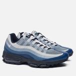 Мужские кроссовки Nike Air Max 95 Ultra Essential Coastal Blue/Pure Platinum фото- 2
