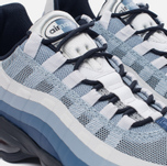 Мужские кроссовки Nike Air Max 95 Ultra Essential Coastal Blue/Pure Platinum фото- 5