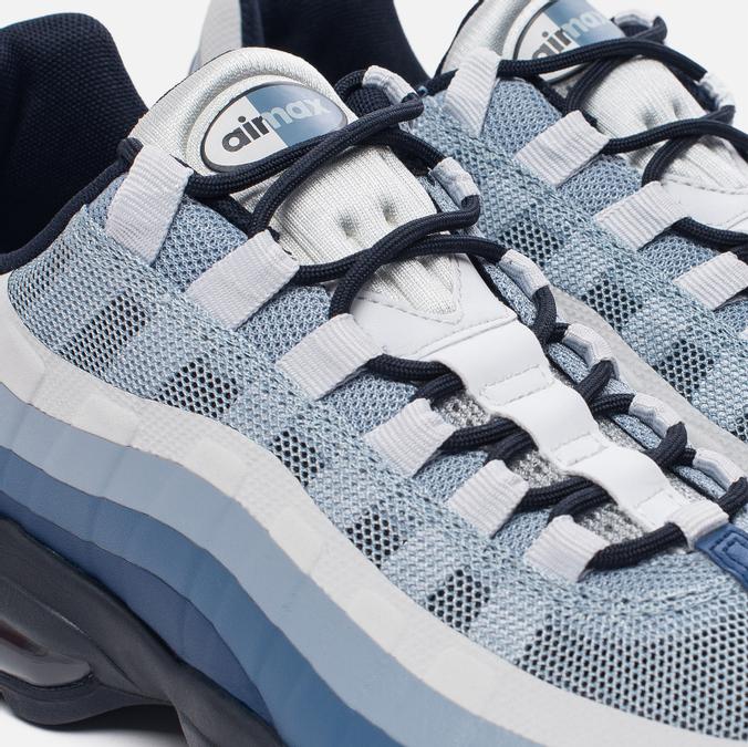 6d2258e847 ... shopping nike air max 95 ultra essential coastal blue pure platinum  a4dd8 246db