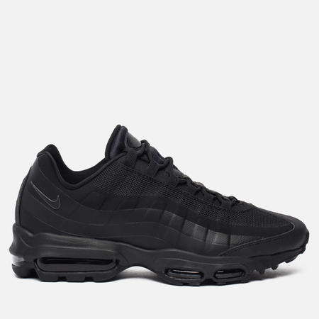 Мужские кроссовки Nike Air Max 95 Ultra Essential Triple Black