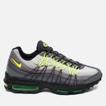 Мужские кроссовки Nike Air Max 95 Ultra SE Dark Grey/Volt фото- 0