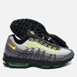 Мужские кроссовки Nike Air Max 95 Ultra SE Dark Grey/Volt фото- 2