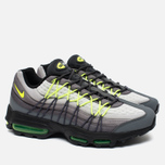 Мужские кроссовки Nike Air Max 95 Ultra SE Dark Grey/Volt фото- 1