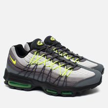 Мужские кроссовки Nike Air Max 95 Ultra SE Dark Grey/Volt фото- 1
