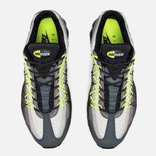 Мужские кроссовки Nike Air Max 95 Ultra SE Dark Grey/Volt фото- 4