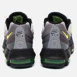 Мужские кроссовки Nike Air Max 95 Ultra SE Dark Grey/Volt фото- 3