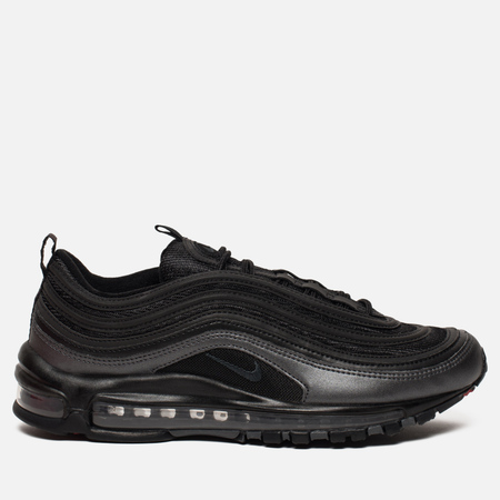 Мужские кроссовки Nike Air Max 97 Black/Anthracite/Metallic Hematite/Dark Grey