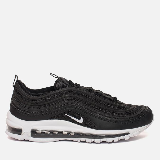 мужские кроссовки Nike Air Max 97 Blackwhite 921826 001