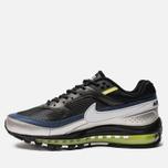 Мужские кроссовки Nike Air Max 97 BW Black/White/Metallic Silver фото- 2