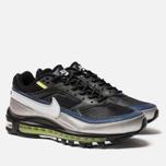 Мужские кроссовки Nike Air Max 97 BW Black/White/Metallic Silver фото- 1