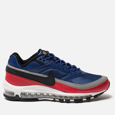 Мужские кроссовки Nike Air Max 97 BW Deep Royal Blue/Black/University Red