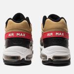 Мужские кроссовки Nike Air Max 97 BW Metallic Gold/University Red/White/Black фото- 3