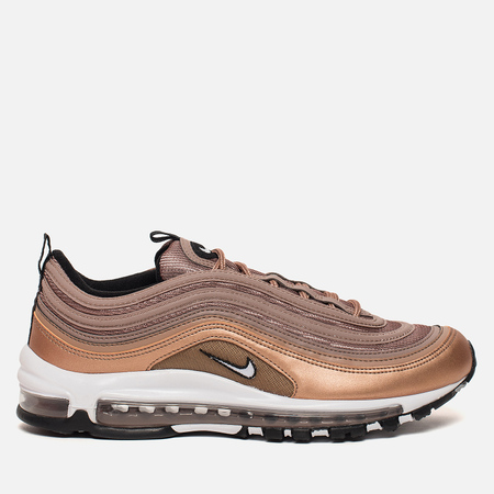 Мужские кроссовки Nike Air Max 97 Desert Dust/White/Metallic Red Bronze/Black