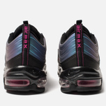 Мужские кроссовки Nike Air Max 97 LX Black/Laser Fuchsia/Thunder Grey фото- 3