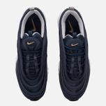 Мужские кроссовки Nike Air Max 97 Midnight Navy/Metallic Gold фото- 4