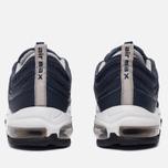 Мужские кроссовки Nike Air Max 97 Midnight Navy/Metallic Gold фото- 5