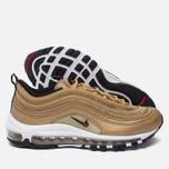 Мужские кроссовки Nike Air Max 97 OG QS Metallic Gold фото- 1
