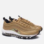 Мужские кроссовки Nike Air Max 97 OG QS Metallic Gold фото- 2